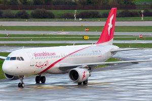 air arabia equipaje de mano