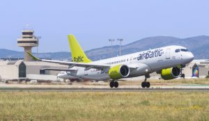 air baltic equipaje de mano