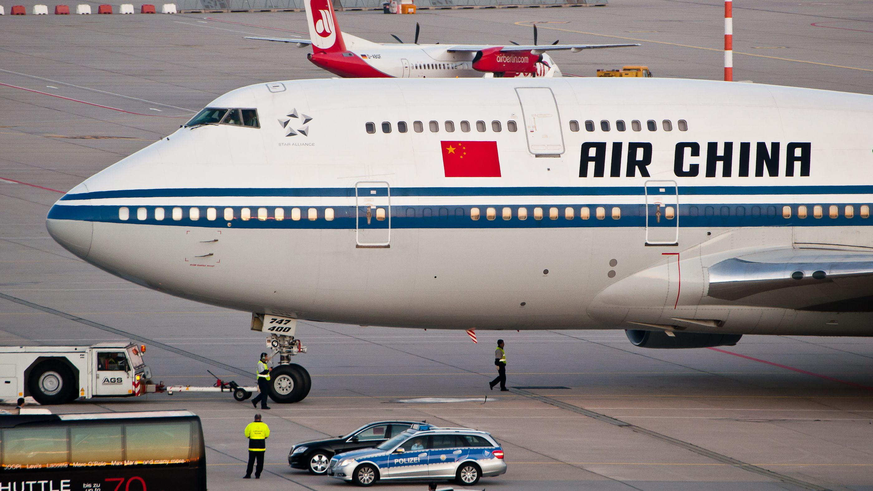 air china equipaje de mano