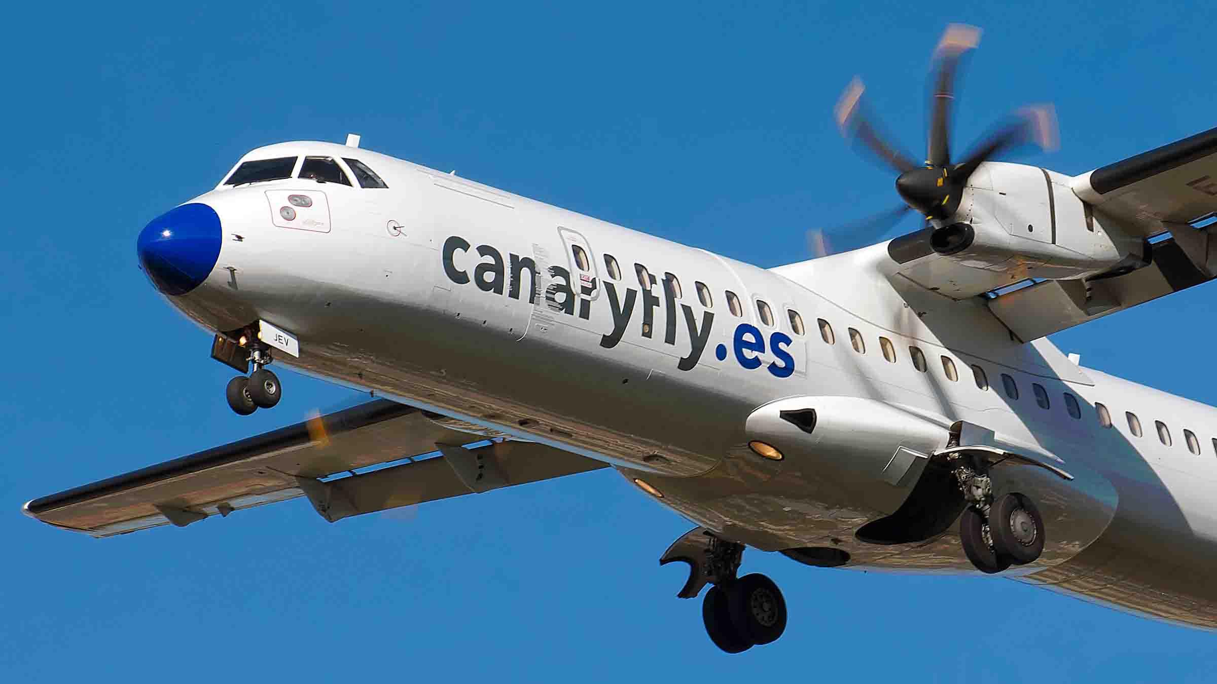 equipaje de mano canaryfly