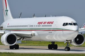 royal air maroc equipaje de mano