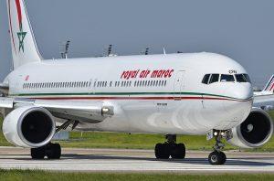 royal air maroc equipaje de mano