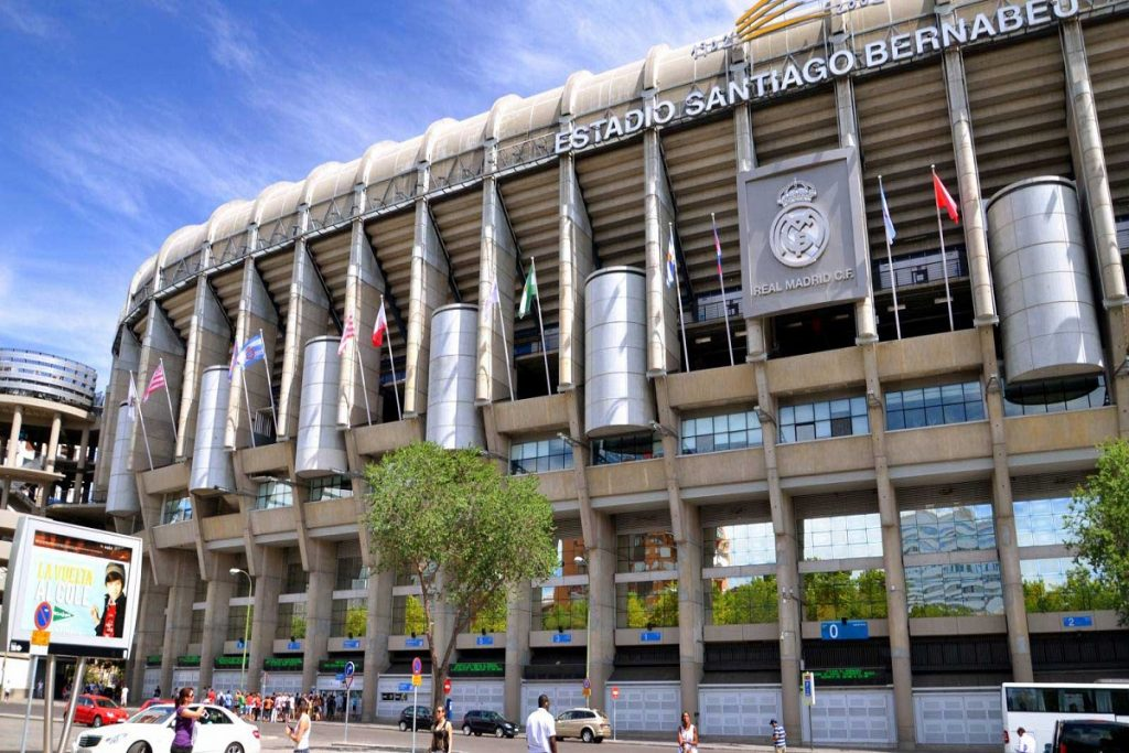 Trofeos Santiago Bernabéu
